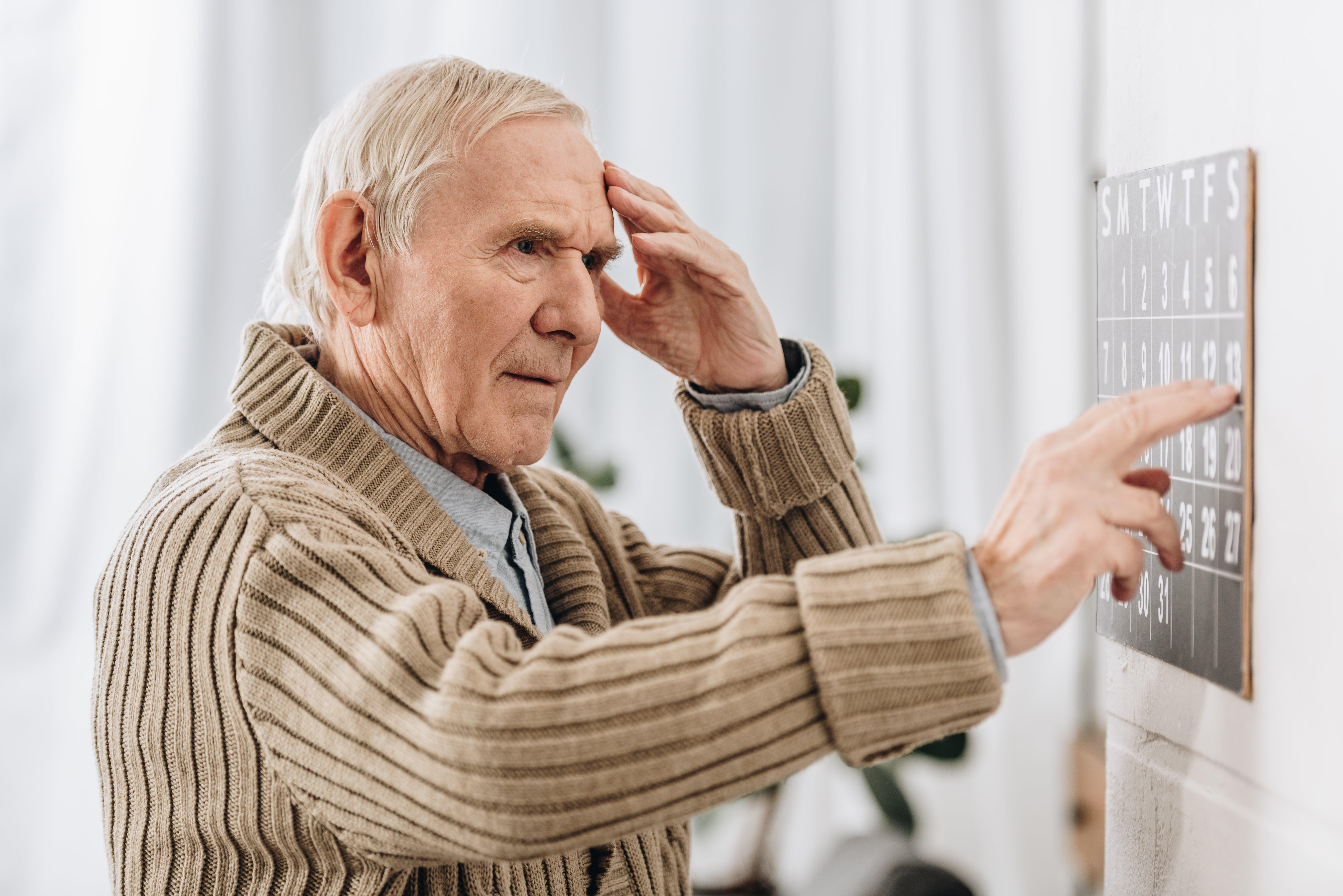 dementia test online free